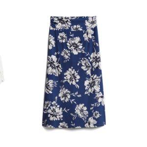Gilli Riley Maxi printed skirt